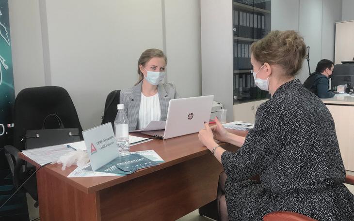 В конце апреля Компания АПИ «ГАРАНТ» приняла участие в Дне оказания бесплатной юридической помощи.