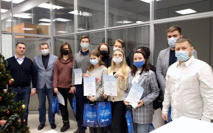 В Твери состоялось награждение победителей межвузовской олимпиады на знание системы ГАРАНТ