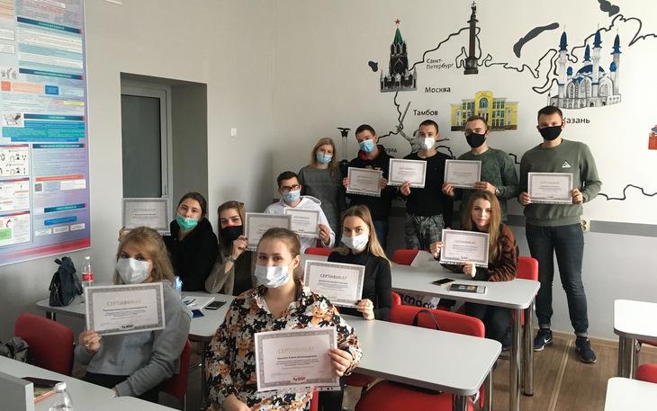 Тамбовским студентам ГАРАНТирована поддержка