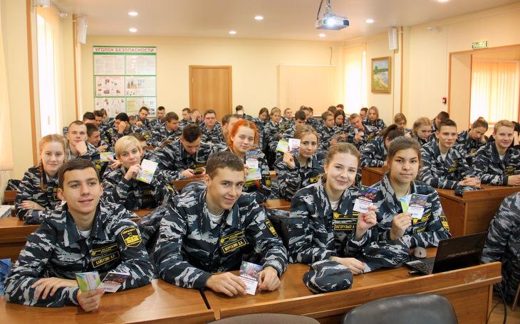 Компания «Плюс Гарантия Тамбов» организовала выездное обучение для студентов