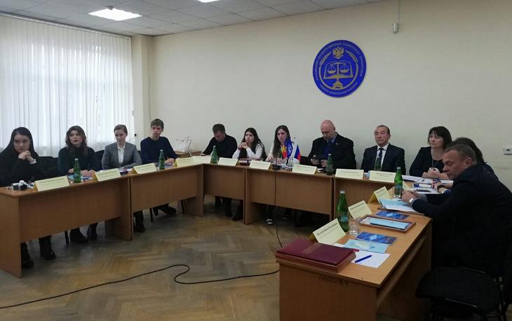 Юридическая клиника Северо-Кавказского филиала Российского государственного университета правосудия отметила свое десятилетие