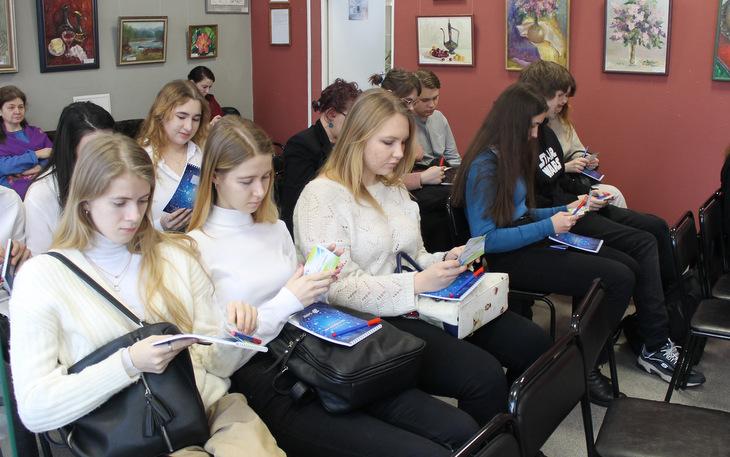 Конкурс «Экономика в нашей жизни» прошел в одной из школ Барнаула