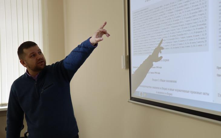 «Гарант» провел обучение для студентов Тверской государственной сельхозакадемии