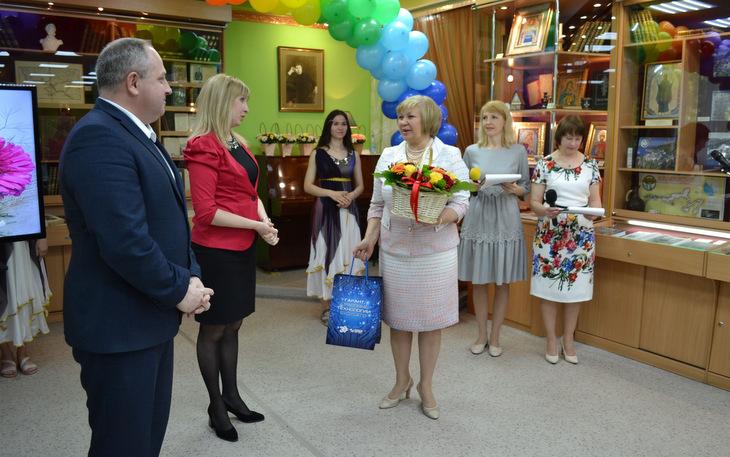 «Плюс Гарантия Тамбов» стала победителем конкурса на лучшее библиотечное обслуживание