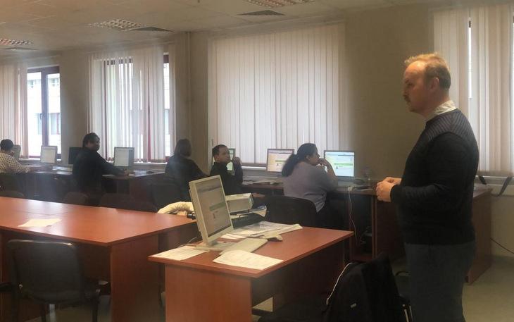 В рамках программы повышения квалификации «Инновационные и цифровые технологии в высшем образовании» в РЭУ имени Плеханова прошел семинар с участием компании «Гарант»