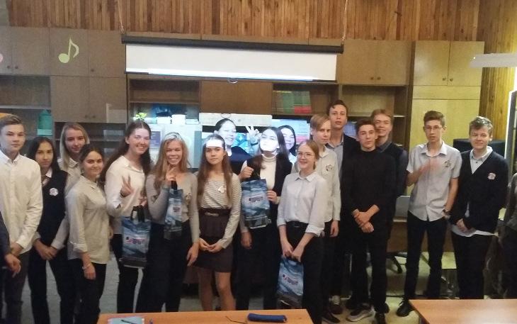 В Челябинске прошел урок для старшеклассников по теме «Защита Прав Потребителя»