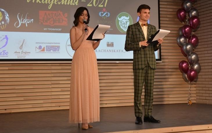 Компания «Гарант» поддержала конкурс «Мисс и Мистер Академия - 2021»
