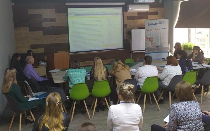 В Барнауле с участием «Гаранта» прошел семинар по программе обеспечения жильем молодых семей