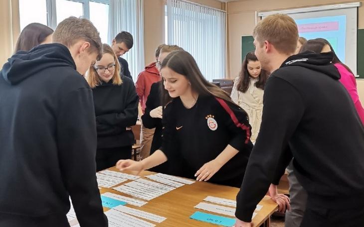В Новгородском госуниверситете прошел правовой турнир по семейному праву