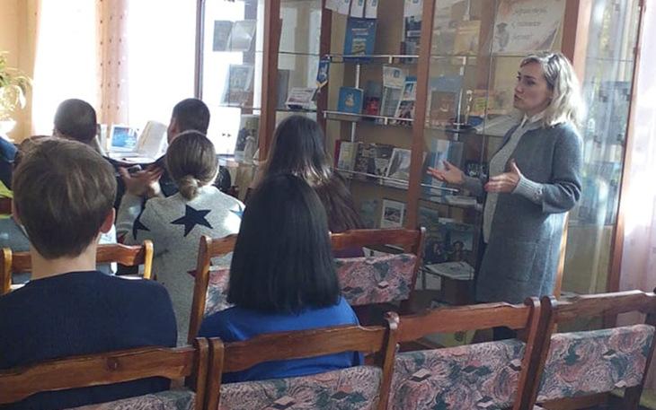 Студентов юрфака Уральского государственного колледжа имени И.И. Ползунова узнали о возможностях системы ГАРАНТ