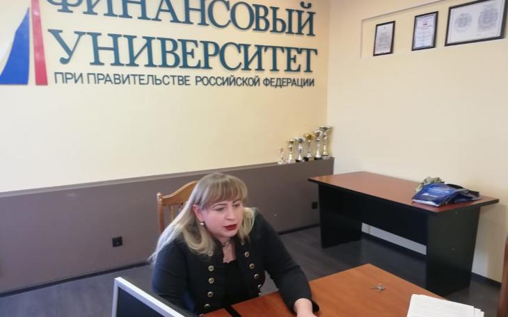 ИЦ «Гарант» поддержал день открытых дверей, который прошел в Финансовом университете