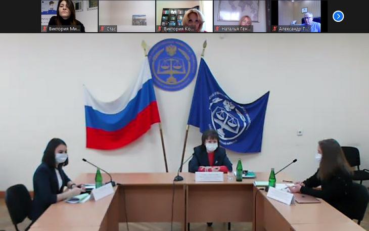В Краснодаре состоялась ежегодная всероссийская научная студенческая конференция «Проблемы и перспективы развития права и правосудия в современном мире»