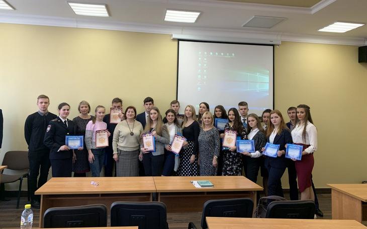 В Нижнем Новгороде при поддержке «Гарант-ЦМИКИ» прошел конкурс ораторского искусства