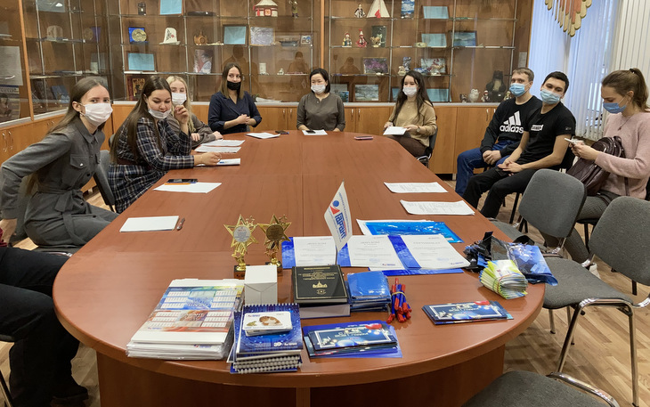 В Республике Алтай прошла студенческая олимпиада на знание системы ГАРАНТ
