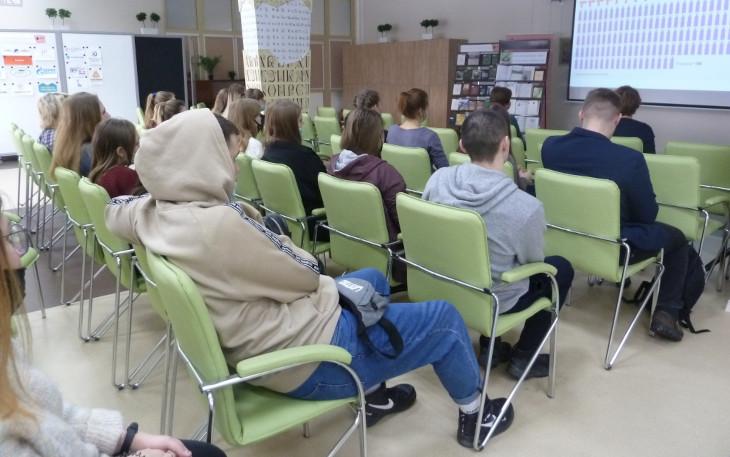 В «Шишковке» при поддержке ИЦ «Гарант» прошел День правовых знаний «Пластик вокруг нас: глобальная проблема»
