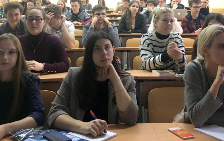 В МГУ им. Ломоносова на Всероссийском фестивале NAUKA 0+ представили линейку сервисов «ГАРАНТ-LegalTech»
