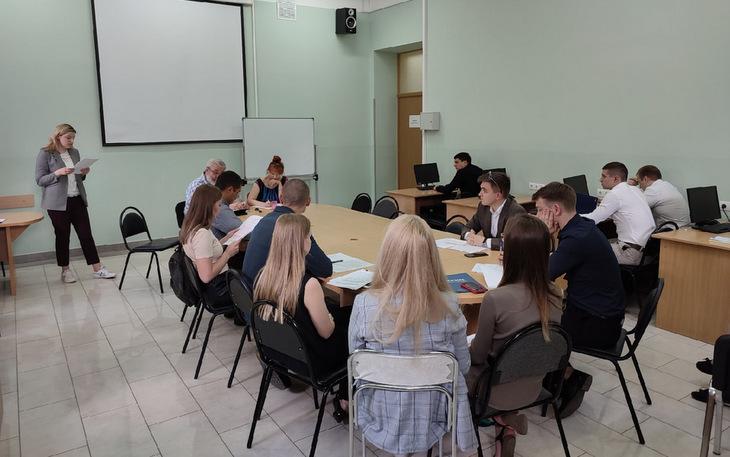 В Нижнем Новгороде прошла XVI Внутривузовская научно-практическая конференция магистрантов